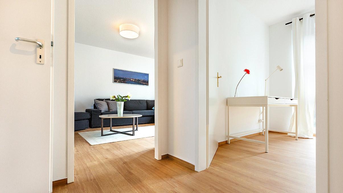Immobilienfotografie-eingangsbereich