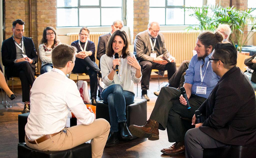 eventfotograf berlin diskussion