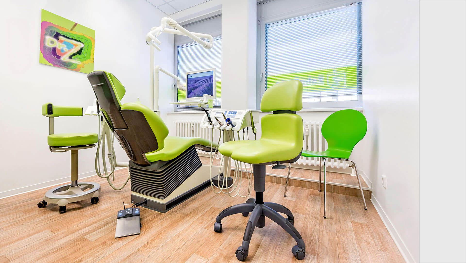 zahnarztpraxis-fotografieren-behandlungsstuhl